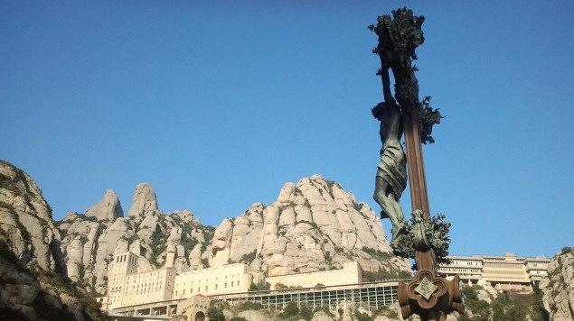 Von Barcelona zum Heiligen Berg Montserrat