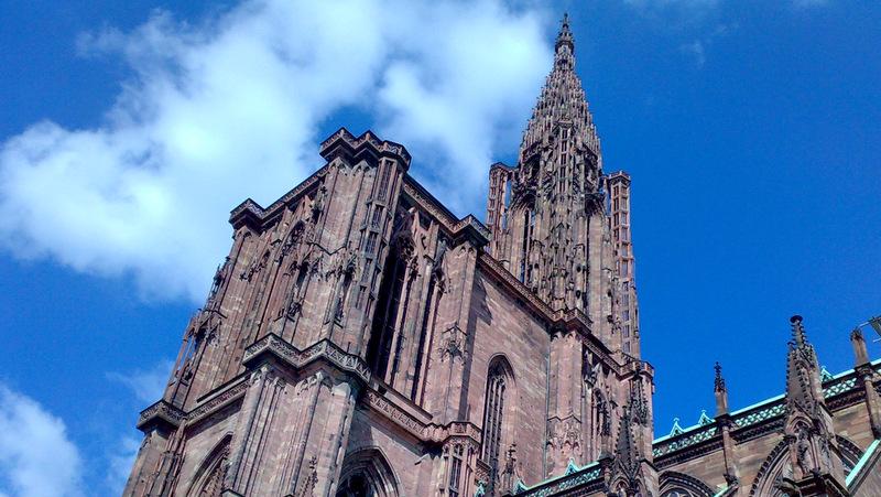 Pilgertour Strasbourg Colmar